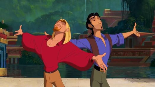 tulio and miguel, mighty and powerful gods