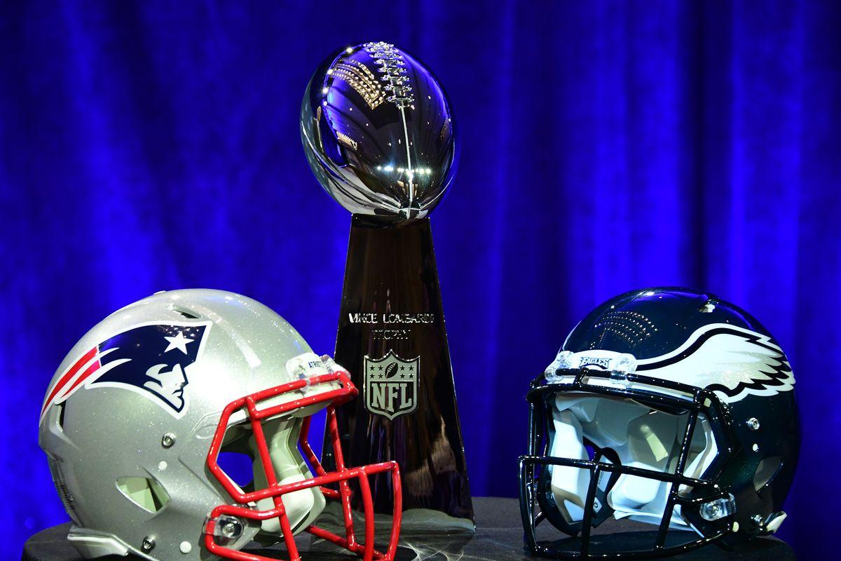 Super Bowl Eagles Vs Patriots Game Time Tv