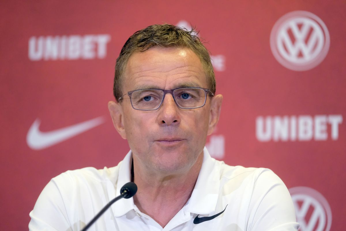 ralf rangnick likely to become sporting