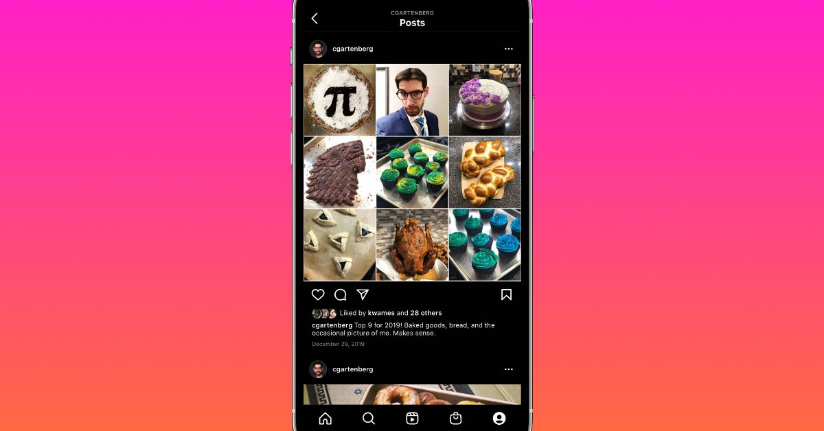 Instagram has once again dropped the ball on a 'top nine' year in review feature