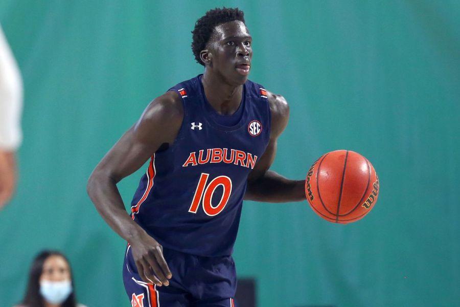 NCAA Basketball: Gonzaga at Auburn