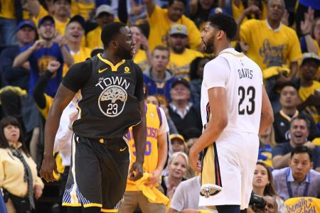 Preview: Warriors Seek 3-0 Lead On Pelicans Despite Rumors Of Foul Play - Golden  State Of Mind