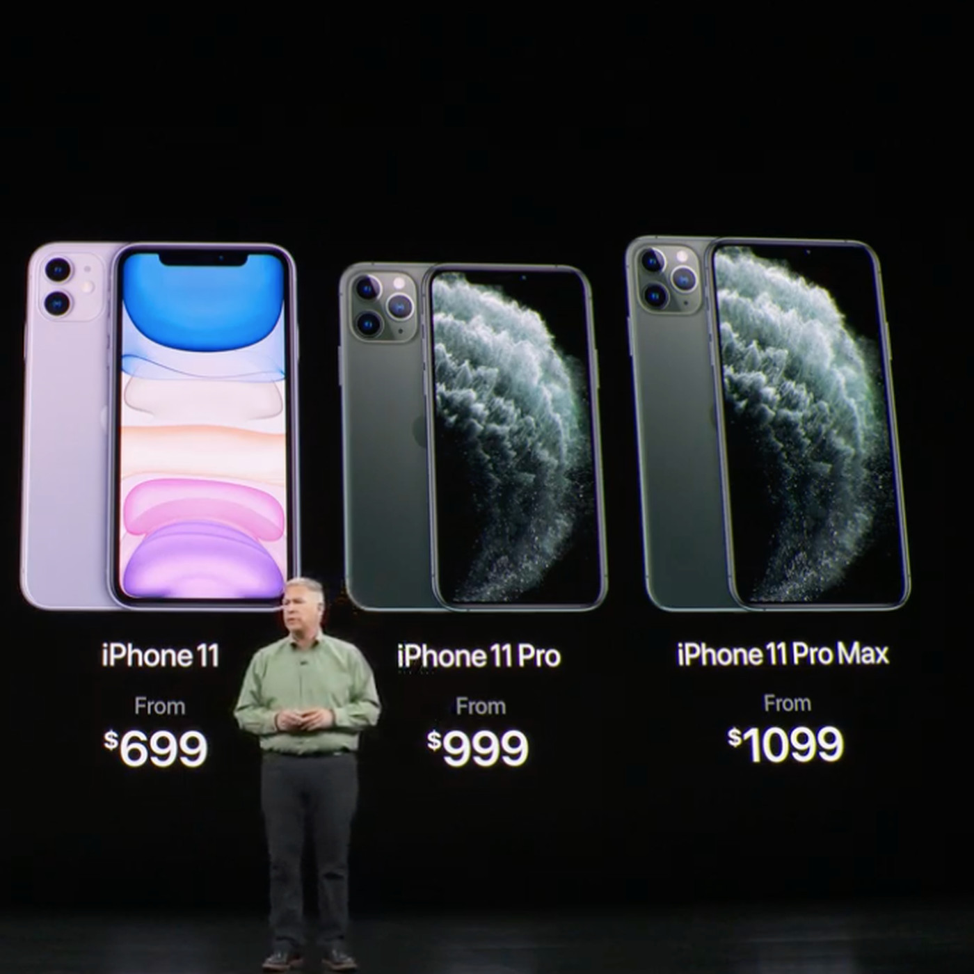 Iphone 11 Pro Vs 11 Pro Max Vs 11 How To Pick Between Apple S