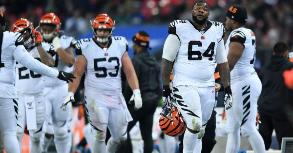 Bengals vs. Jets inactives: Nick Vigil will play, John Jerry will not