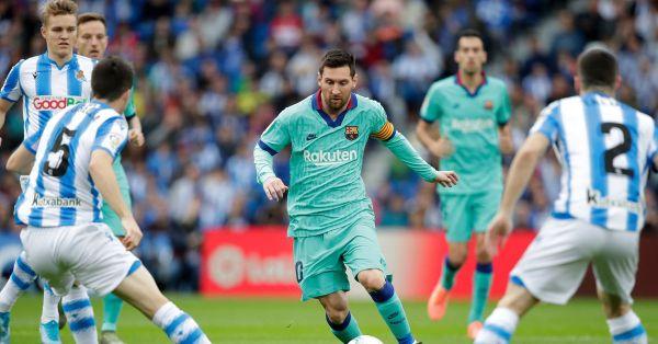 Real Sociedad 2-2 Barça: Recap