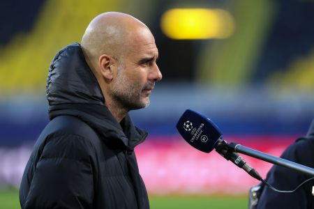 Manchester City's Pep Guardiola Was Looking Forward To Bayern Munich Trip -  Bavarian Football Works