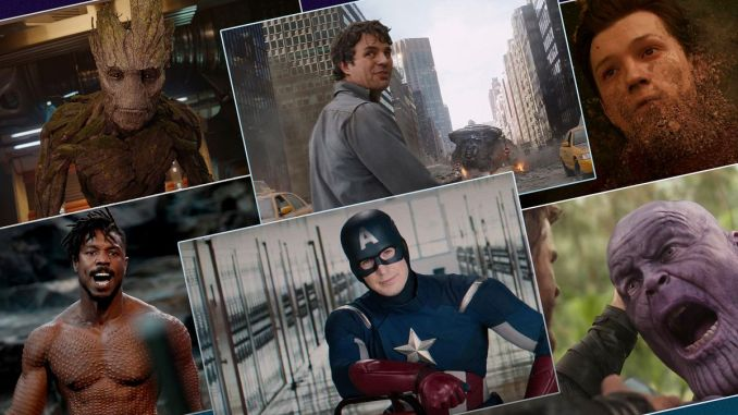 the best memes from marvel movies - polygon