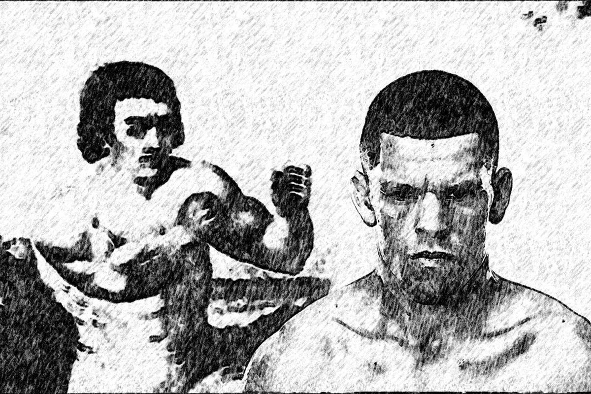 The Pugilist 2 Nate Diaz Tom Johnson And The Manly Art