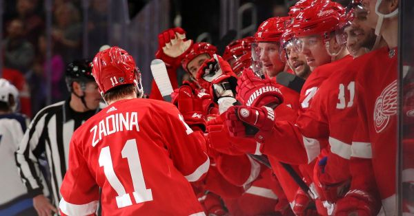 Red Wings at Canadiens: GDU, Lineups, Keys to the Game