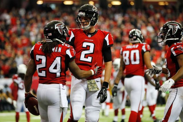 The 2016 Falcons offense could be the franchise's best ever - The ...