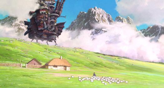 howl's moving castle from howl's moving castle