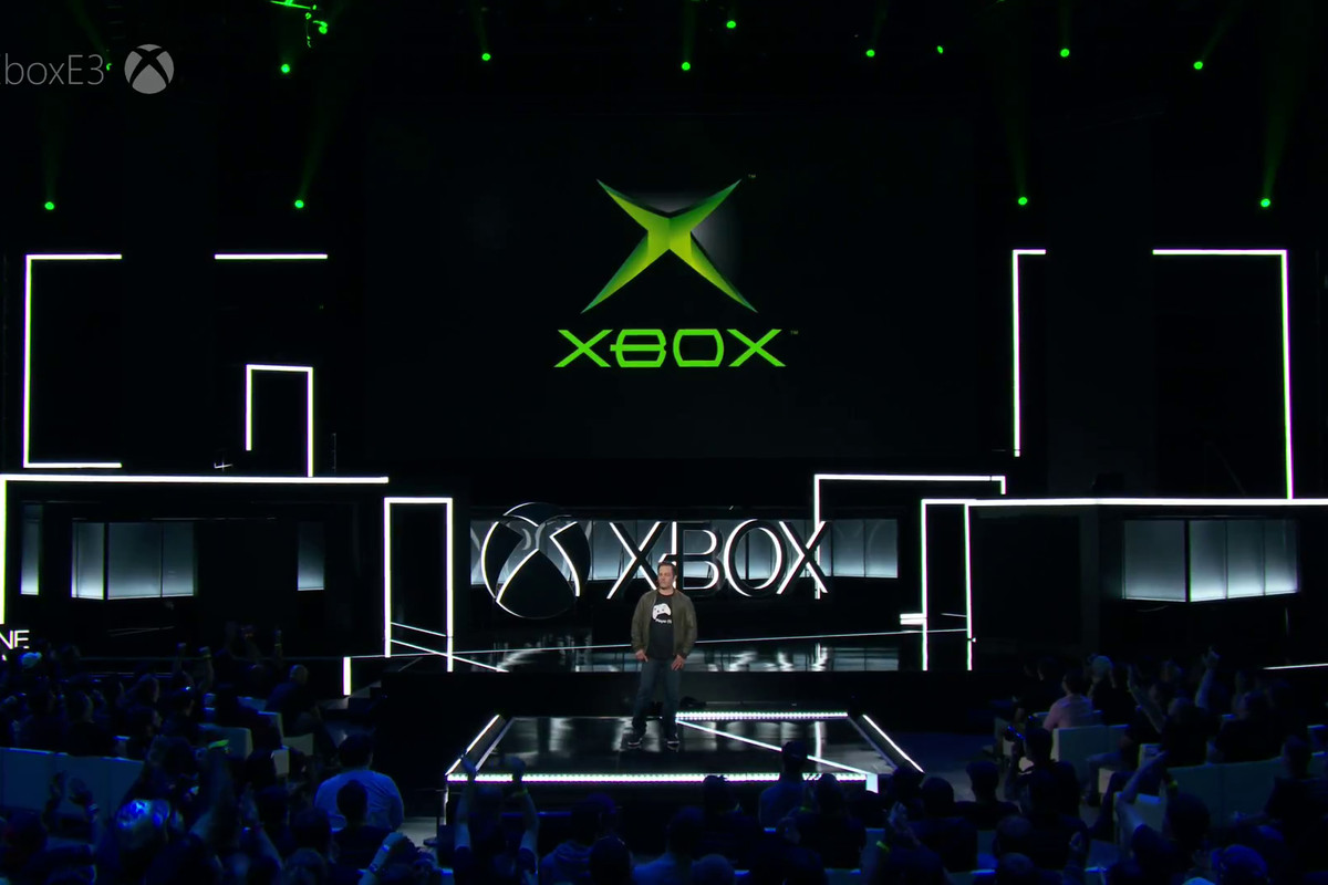 Original Xbox Backward Compatibility Announced For Xbox One Polygon