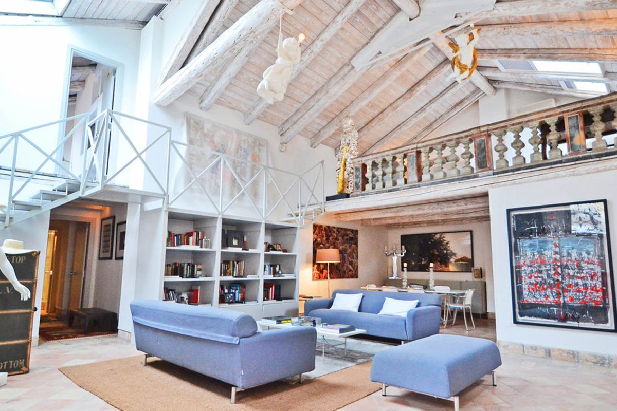 Bright Artist Loft In Venice Can Be Yours For 15M Curbed