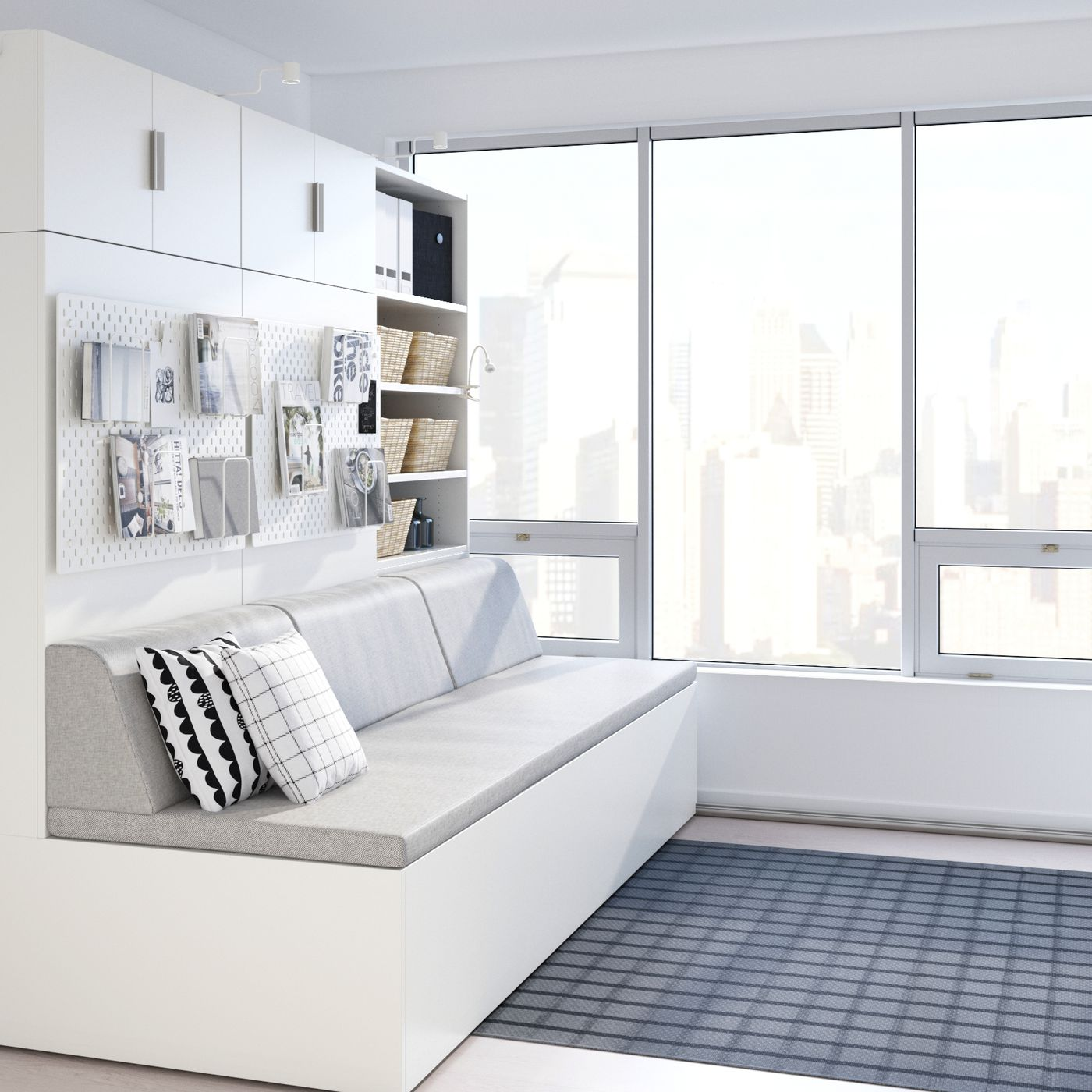 Ikea Is Introducing Robotic Furniture For People Who Live In