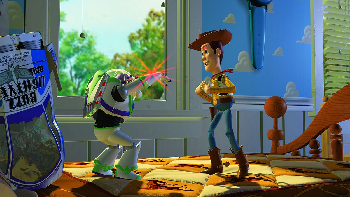 Toy Story 20 Years Later How Pixar Made Its First Blockbuster The Verge
