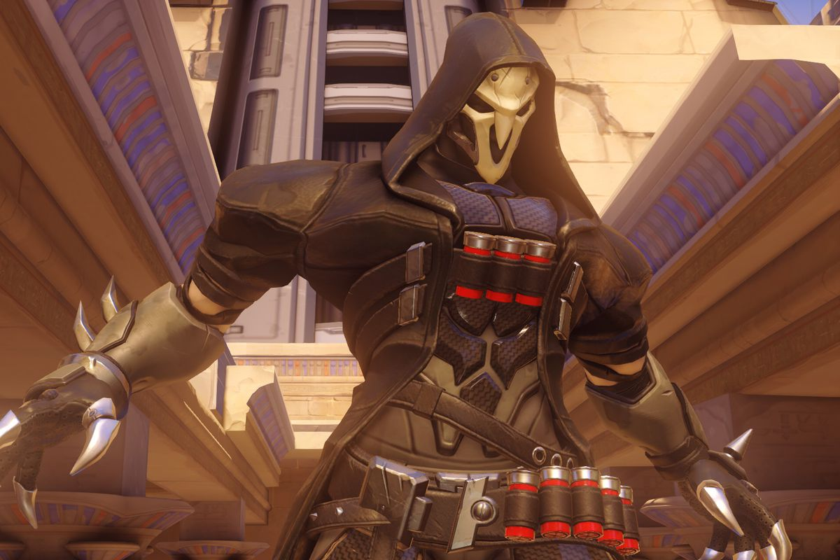 Overwatch And League Of Legends Best Characters Are Their Simplest Polygon