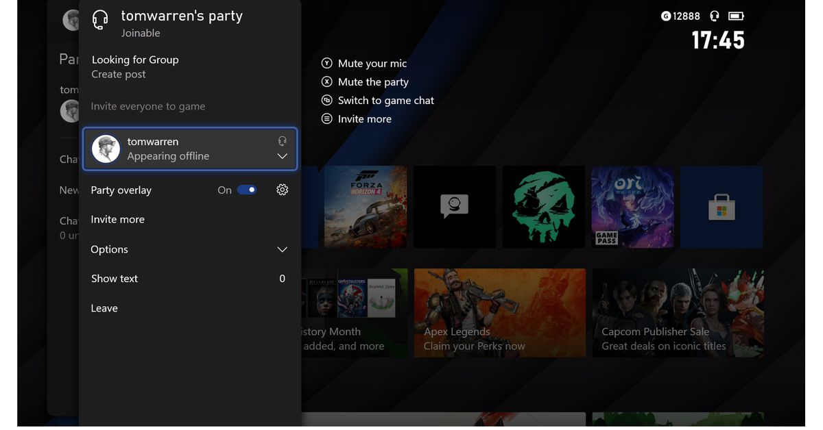 Microsoft makes Xbox Party Chat free as part of its Xbox Live free-to-play changes