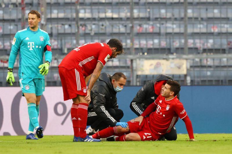 Bayern Munich's Lucas Hernandez leaves Werder Bremen match injured -  Bavarian Football Works