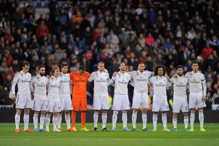 Real Madrid squad named for El Clásico against FC ...