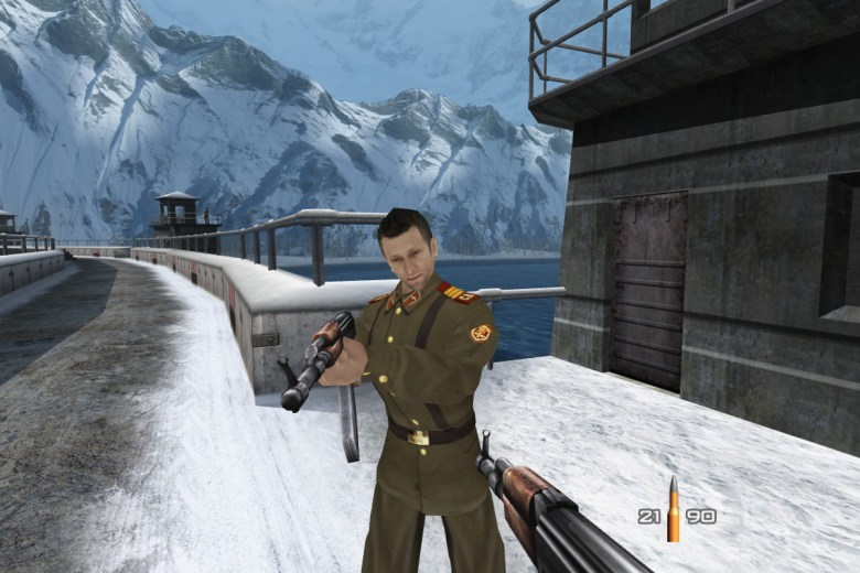 "Image result for ""GoldenEye 007"" (Xbox Live Remake)"