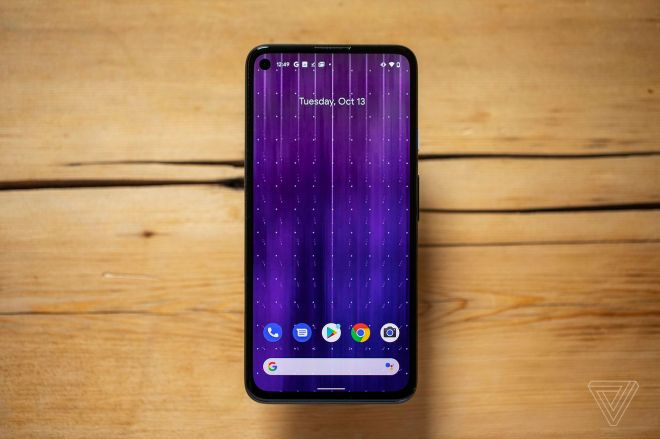 akrales_201013_4137_0289.0.0 Google is working on a fix for Pixel 4A 5G touchscreen woes | The Verge