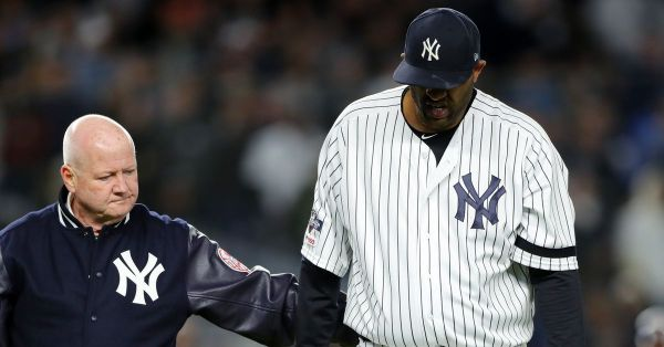 CC Sabathia was great in October and nothing will change that