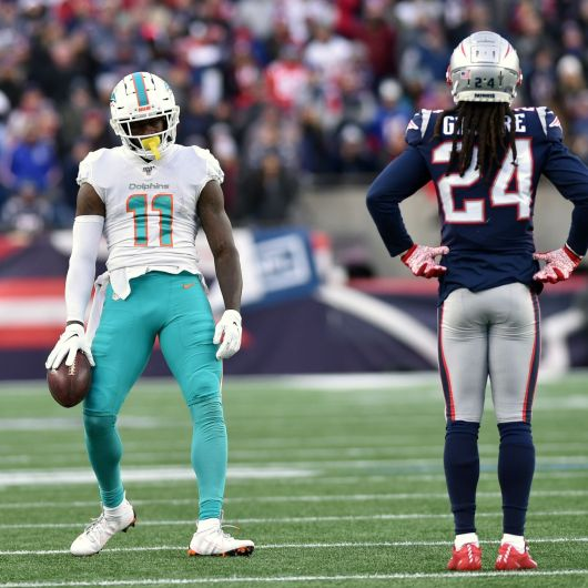 DeVante Parker on NFL Network: 'I have a lot to prove still' - The ...