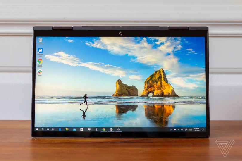Best Laptops 2020: HP Envy x360 13