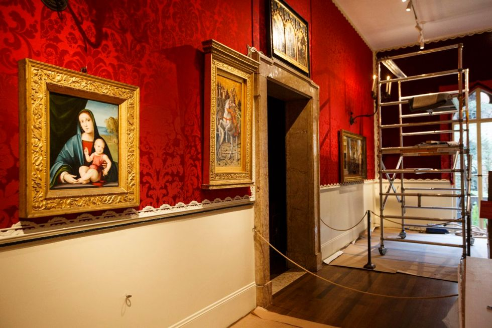 Renovations To Isabella Stewart Gardner Museum