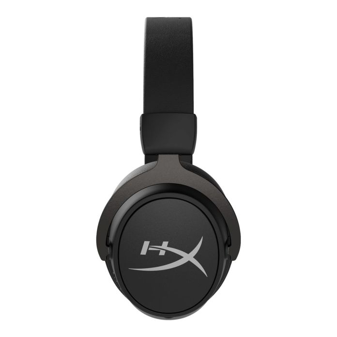 The HyperX Cloud Mix shown from the side, with the boom microphone detached.