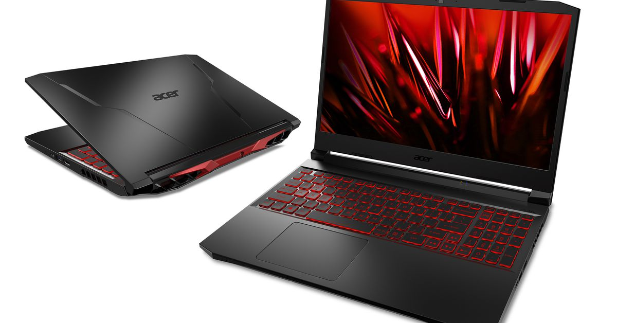 Acer's latest Nitro 5 gaming laptop seems more powerful than ever