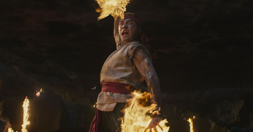 Mortal Kombat's producer says the movie's violence is 'like Bambi' compared to the games