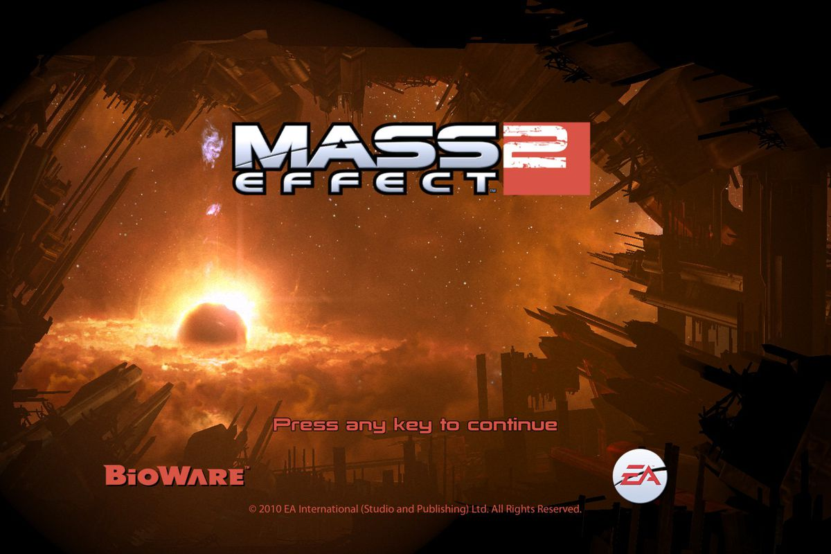 How Mass Effect 2 Found Its Style