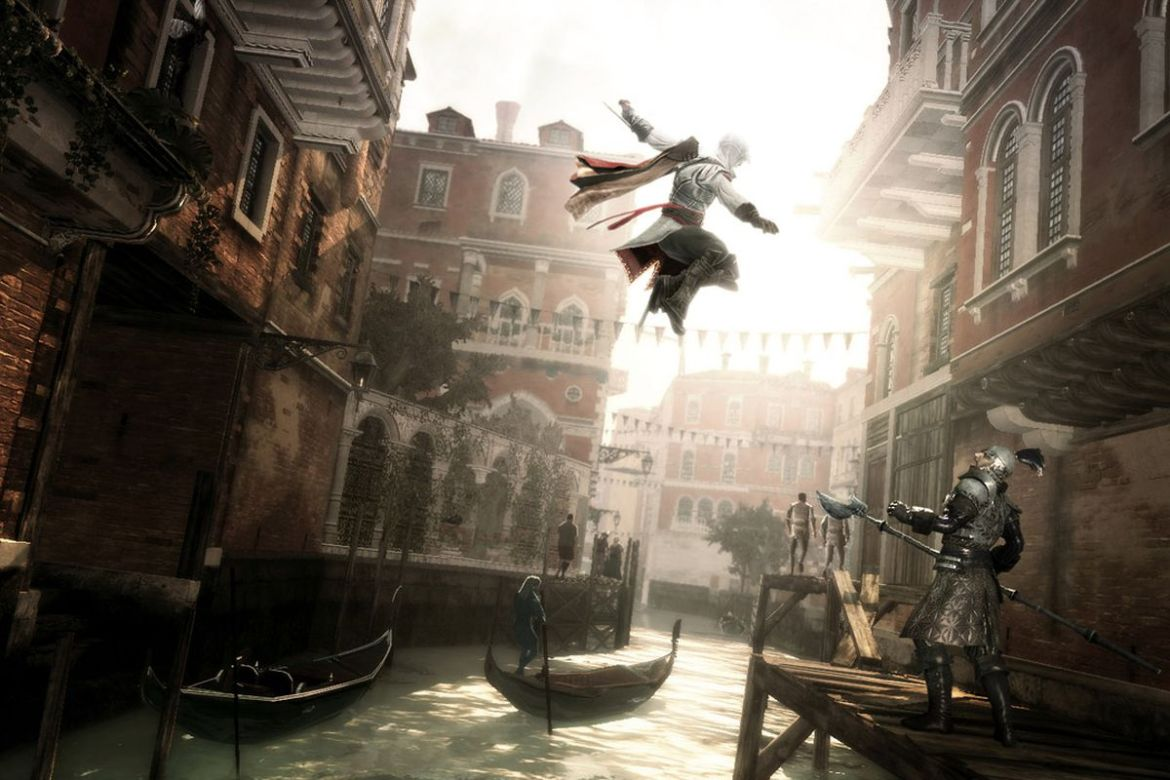 Assassin's Creed Ezio Collection rated for PS4, Xbox One - Polygon