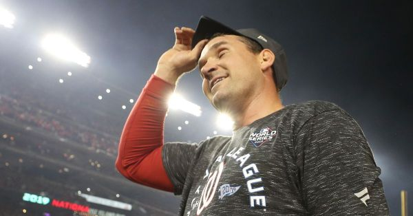 Washington Nationals headed to the World Series after sweeping St. Louis Cardinals in NLCS