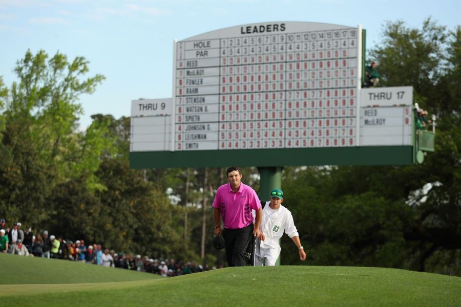 Masters 2018  Full finishing leaderboard at Augusta National     Photo by Patrick Smith Getty Images