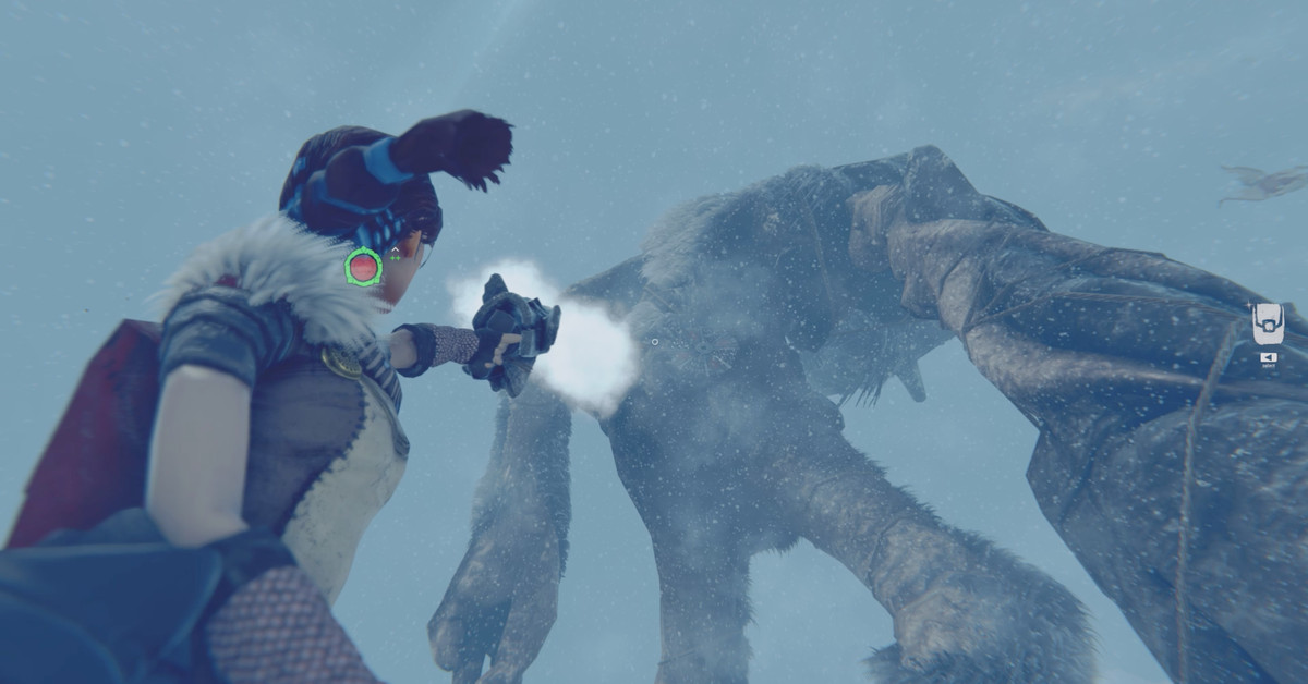 Shadow Of The Colossus Like Praey For The Gods Has Us