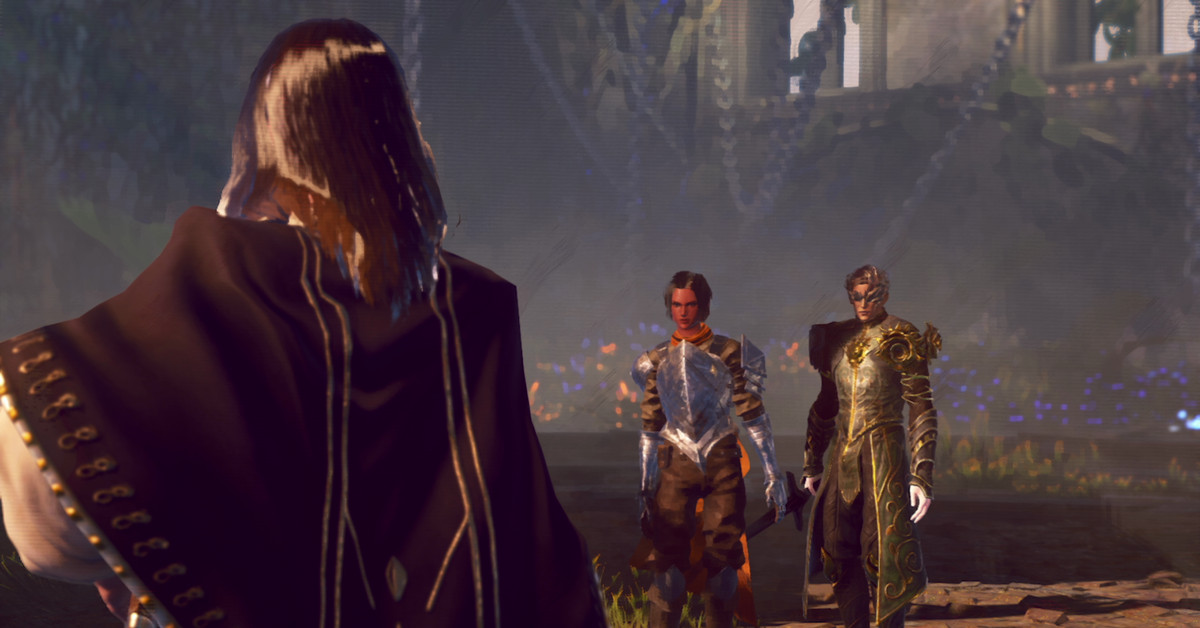 Co-op action game Babylon's Fall finally gets gameplay trailer