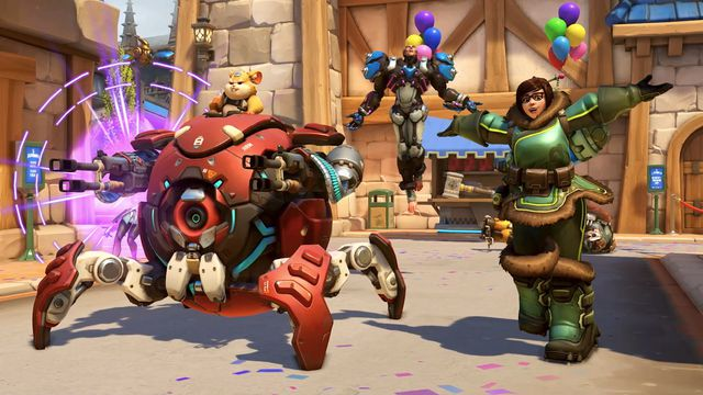 overwatch_xplay.0 Overwatch is getting cross-play | Polygon