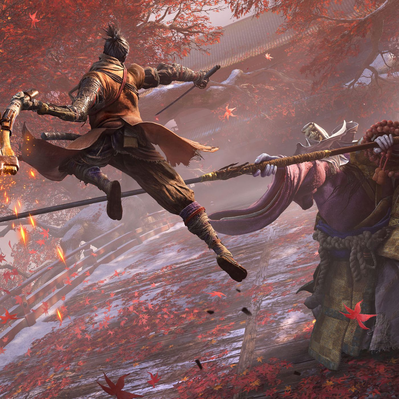 Sekiro S Difficulty Debate Results In Incredible You Cheated Not