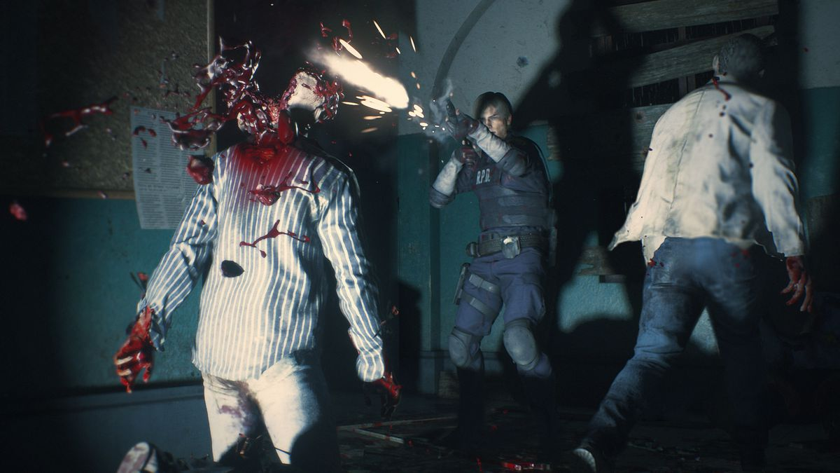 Resident Evil 2 Review The New World Of Survival Horror Polygon