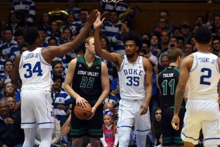 Image result for WENDELL CARTER AL HORFORD