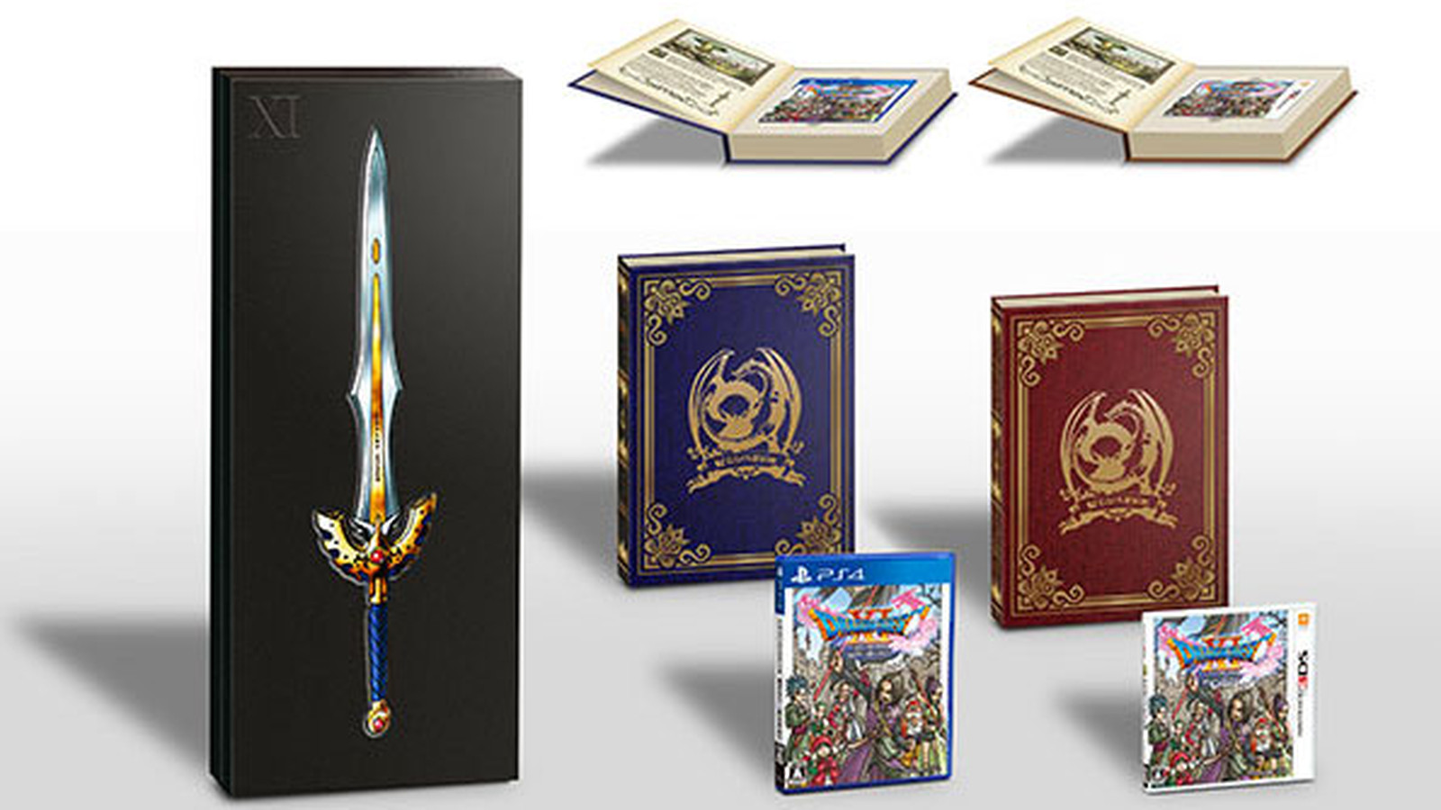 Square Enix Is Selling A PS4 And 3DS Game In One Big Box