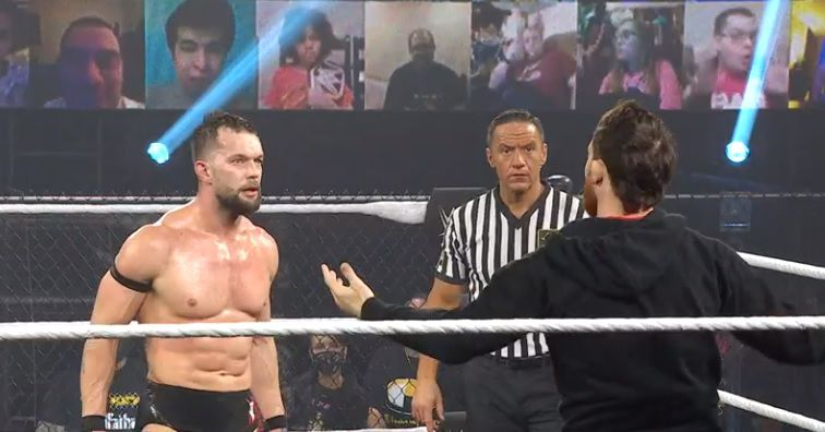Finn Bálor expected to be gone from NXT a long time ago
