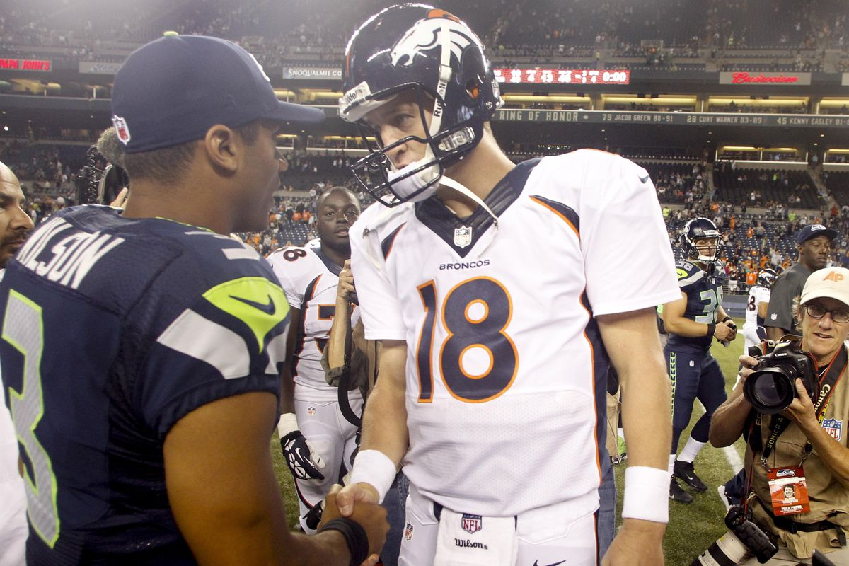 Super Bowl Broncos Seahawks Date Time Tv Schedule Odds Halftime Show And More