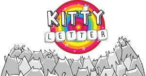 Kitty Letter is a new mobile word game created by The Oatmeal