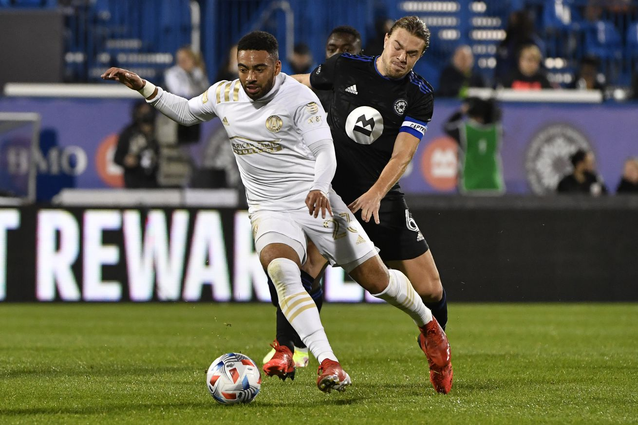 MLS: Atlanta United FC at CF Montreal