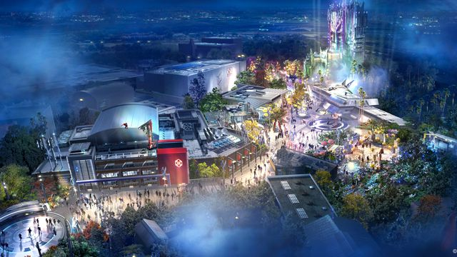 Avengers_Campus_Overview.0 Catch Disney's Avengers Campus opening ceremony online tonight   Polygon
