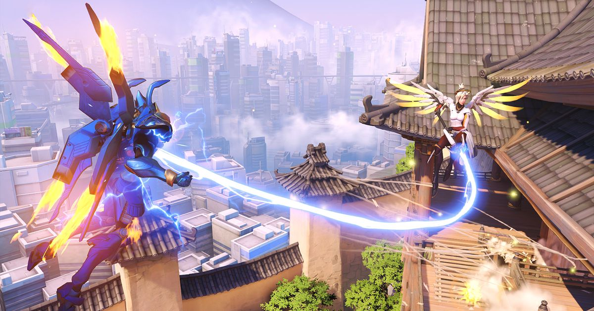 Nvidia brings its latency-reducing tech Reflex to Overwatch