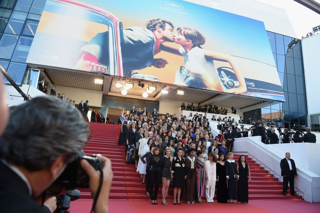 'Girls Of The Sun (Les Filles Du Soleil)' Red Carpet Arrivals - The 71st Annual Cannes Film Festival